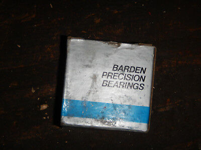 New Old Stock Barden Precision Ball Bearings 205Hdl