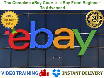 The Complete eBay Course - eBay From Beginner To Advanced | PRO Video Training