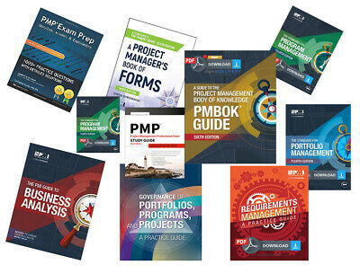 Collection PMP EXAM, Q&A FULL GUIDE to success in your Final exam [PDF BOOKS]