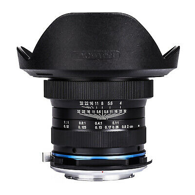 Venus Laowa 15mm f/4 Wide Angle 1:1 Macro Lens with Shift for Canon EF Mount