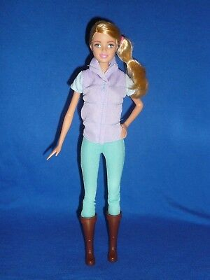 Barbie Careers Farm Vet Doll with Outfit but No Original Accessories or Playset