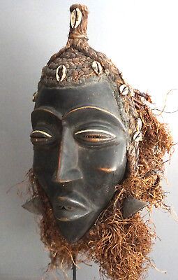 Old Dan /We Mask, Ivory coast - Dan/We Maske - masque WE/Dan - Elfenbeinküste
