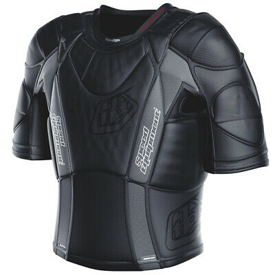 Troy Lee Designs 5850 Hot Weather Shirt - Black