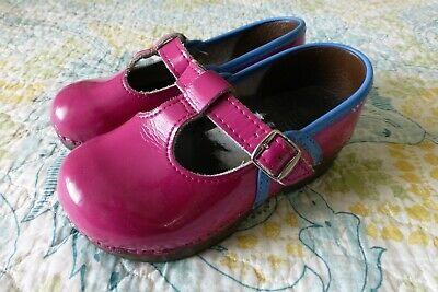 PINK Patent Mary Jane SHOES for BLEUETTE Vintage Patsyette FREE U.S.SHIPPING