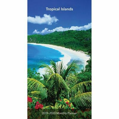 2019 Tropical Islands Two Year Pocket Planner,  by BrownTrout