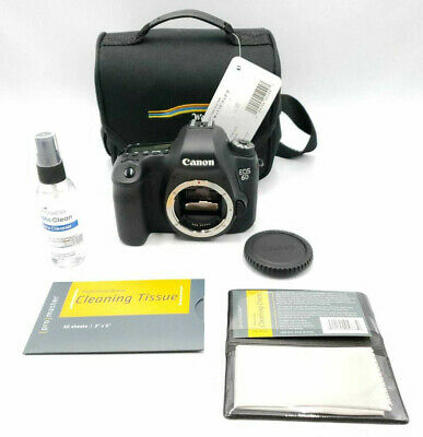 PRE-OWNED CANON EOS 6D 20.2MP Body Only SPECIAL accesories KIT