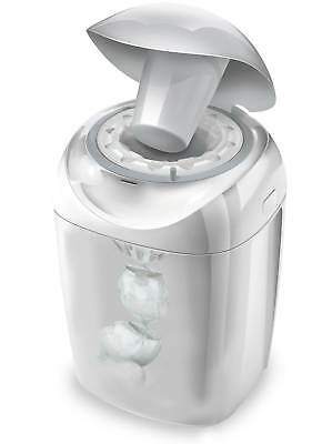 Tommee Tippee Sangenic Tec Cubo para Pañales Twister Incl. 4 Cassetten 72151121