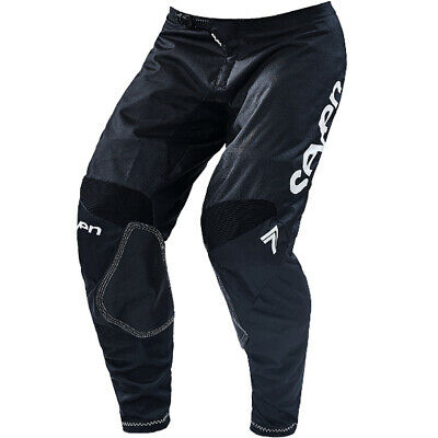 Seven Mx Annex Staple Black Pants