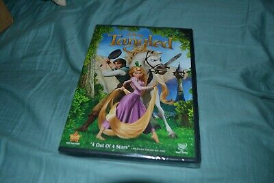 Disney's Tangled (DVD, 2011) Brand New Factory Sealed!