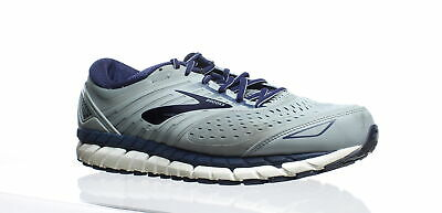 2a9679138a9 BROOKS BEAST 16 Athletic Shoes - Men s Size 9.5 2E - Navy Gold ...