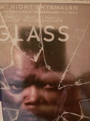 Glass (Blu-ray disc only)