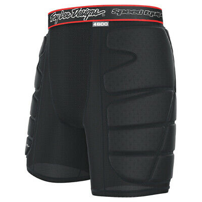 Troy Lee Designs 4600 Protection Shorts - Black