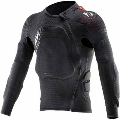 Leatt Kids 3Df Airfit Lite Black Body Protector
