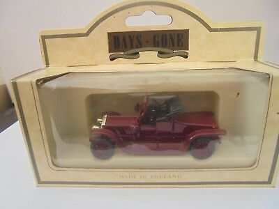 Lledo Days Gone - 45001 Rolls Royce Silver Ghost Coupe, 1907 - Excellent & Boxed