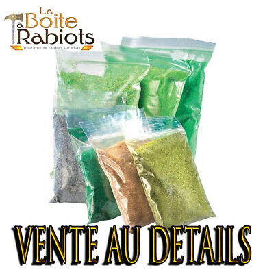 Flocages au sachet pour Warhammer 40000 Age of Sigmar 9th age Infinity etc...
