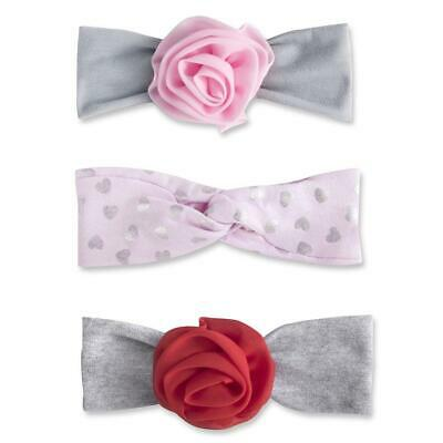 Baby Essentials 3-Pack Turban Headbands
