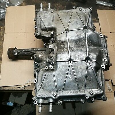 Jaguar F Type X152 3.0 Petrol Aj126 Supercharger Dx23-9424-Ab