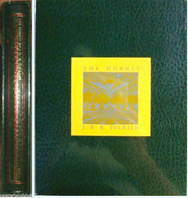 THE HOBBIT by J.R.R. Tolkien Collector's Edition 1987 Brand New Sealed