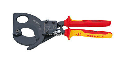 Knipex 95 36 280 Cable Cutter with Ratchet Action 1000V Insulated 280mm