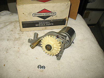 Briggs and Stratton Motor-Starter 398635, Models 114700, 90700, 111700, 91700
