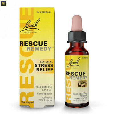 Nelsons Bach Rescue Remedy Dropper 10ml