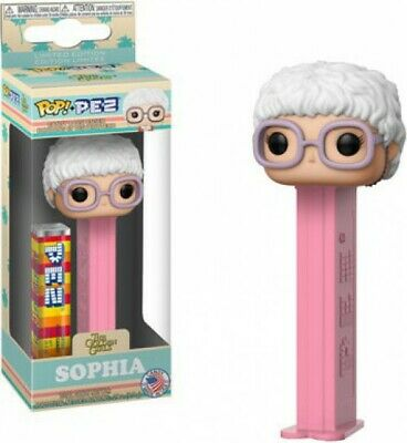 Golden Girls Funko POP! PEZ Sophia Candy Dispenser