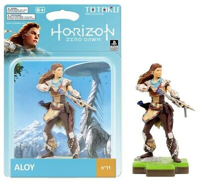 Horizon Zero Dawn TOTAKU Collection Aloy Vinyl Figure #11