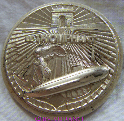 Med6768 - Medaille Sous-Marin Le Triomphant