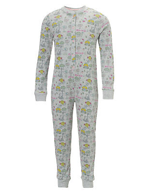 Bnwt M & S Hello Kitty Little Miss All In One Pyjamas  5 - 6 Yrs