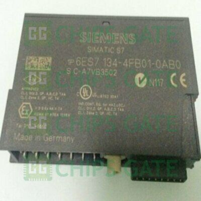 1PCS Used SIEMENS 6ES7134-4FB01-0AB0 Tested It In Good Condition Fast Ship