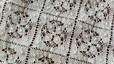 Cluny Cotton Lace Raw Fabric Textile Dress Curtain Quilting Crafting Doll Firing