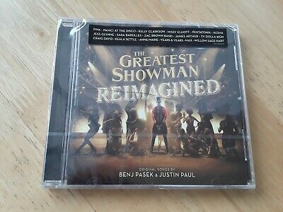Various Artists  .. The Greatest Showman Reimagined .. . New Sealed