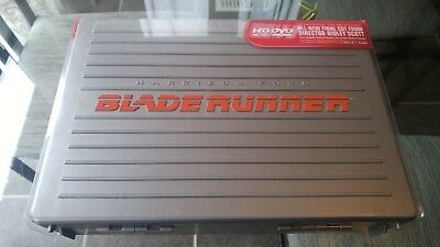 Blade Runner HD DVD rare briefcase collector's edition in ultra mint condition