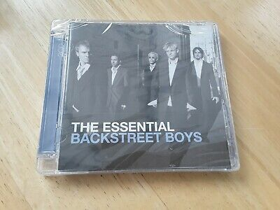 Backstreet Boys .. The Essential Backstreet Boys.  2 CD .. . New Sealed