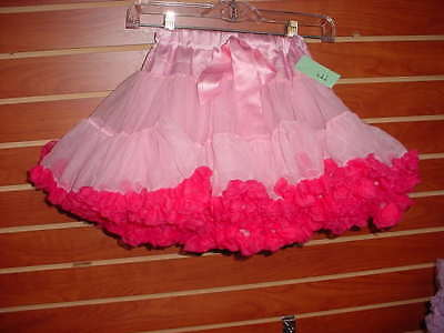 NWT KAIYA EVE Grey tutu Fluff Pettiskirt sizes 4y 6y 8y 10y PS301 Made in USA