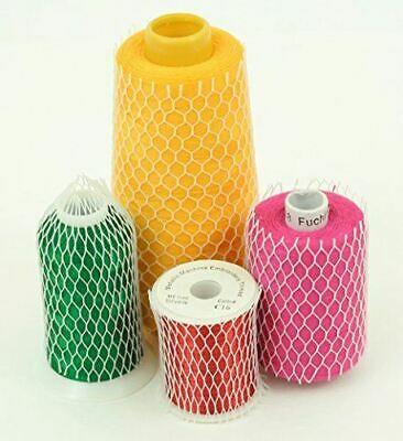 10 Yards of Thread Net Spool Saver 4 Sewing Embroidery Machine Mess Tangle Free