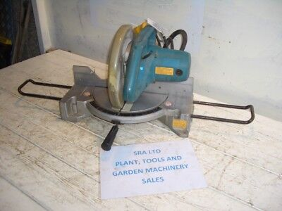 Makita Ls1040 Mitre Saw 110 Volt With Blade Side Arms Vat Included