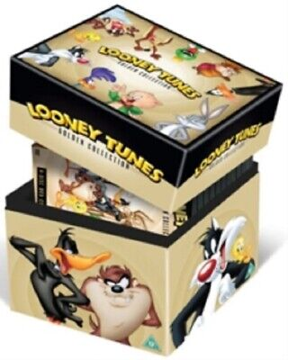 Looney Tunes Golden Collection Volume 1 2 3 4 5 6 Vol One to Six Region 2 DVD