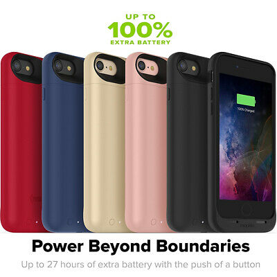 mophie Juice Pack Air Battery Case for iPhone 8, 8 PLUS, 7 & 7 PLUS