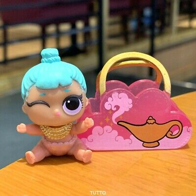 WITH bag LOL Surprise LiL Sisters L.O.L. GENIE rare SERIES 2  dolls toys SDIT