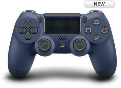 Sony PS4 DualShock 4 V2 Wireless Controller Midnight Blue New