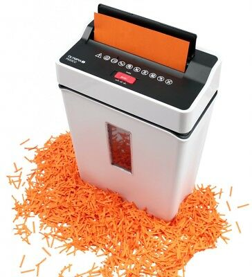 Olympia Ps 53 cc Paper Shredder Cut Particles Security Level P4 White