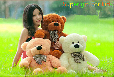 60cm GIANT BIG CUTE 6 colors PLUSH TEDDY BEAR Gift for Kid Birthday gift