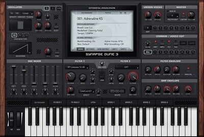 DUNE 3 Vst Plug-In For Windows Only (Instant Delivery)
