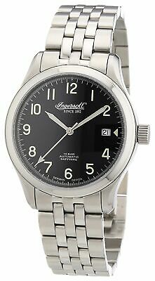 Ingersoll Women's Automatic Watch IN8007BKMB with Metal Strap