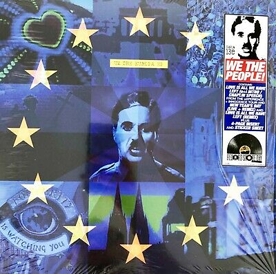 "U2 12"" Europa EP Vinyl RECORD STORE DAY 2019 Love Is All We Have + Stickers NEW"
