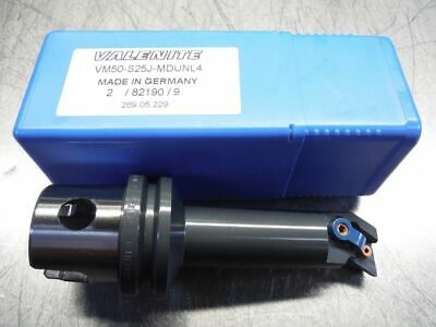 Valenite VM / KM50 Indexable Boring Head VM50-S25J-MDUNL-4 (LOC3019A)