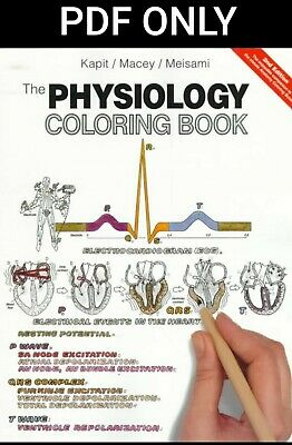 [PDF] The Physiology Coloring Book 2nd Edition by Kapit, Macey & Meisami