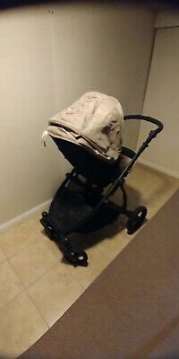 Gently uaed Britax stroller with pram...$75.00