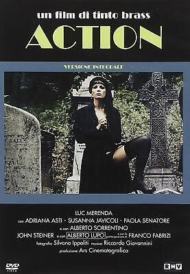 Dvd Action (1979) - Tinto Brass  .....NUOVO
